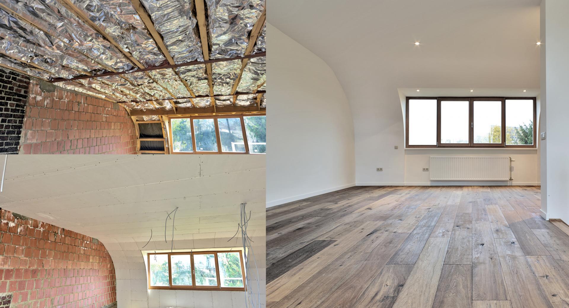 insulation renovation